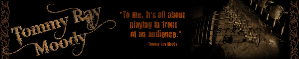 Tommy Ray Moody